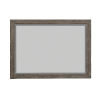 This item: Taupe Canyon Ridge Mirror