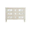 This item: Allure Manor White 50-Inch Chest