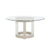 This item: Axiom White Dining Table