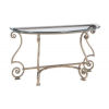 This item: Solano Aged Bronze Console Table