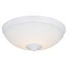 This item: White LED Ceiling Fan Light Kit