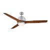 This item: Sora Galvanized Iron 56-Inch LED Ceiling Fan
