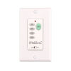 This item: White 2-Inch Wall Remote Control