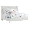 This item: Avondale Linen White Arlington Platform Queen Bed