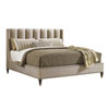This item: Tower Place Beige Barrington Upholstered California King Platform Bed