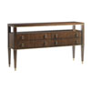 This item: Tower Place Brown Lake Shore Sideboard