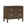 This item: Macarthur Park Brown Weyburn Nightstand