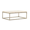 This item: Macarthur Park Gold Marisol Cocktail Table