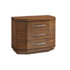 This item: Kitano Brown Barnes Nightstand