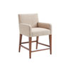 This item: Kitano Ivory Perry Counter Stool