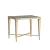 This item: Carlyle Gold Pierre End Table