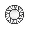 This item: Carrera Gray Esprit Round Mirror