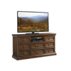 This item: Coventry Hills Brown Provincetown Media Console