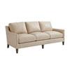 This item: Ariana Beige Turin Leather Sofa