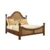 This item: Island Estate Light Tan Round Hill California King Bed
