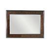 This item: Island Traditions Dark Brown Somerton Landscape Mirror