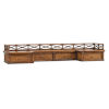 This item: Bali Hai Brown Enchanted Isle Box Drawer