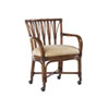This item: Island Estate Brown and Ivory Samba Game Chair