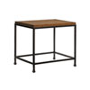This item: Ocean Club Brown Ocean Reef End Table