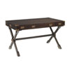This item: Royal Kahala Mahogany Poets Crossing Writing Desk