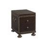 This item: Royal Kahala Mahogany Sunset Cay Lamp Table