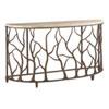 This item: Los Altos Metal Bannister Garden Console Table