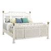 This item: Ivory Key White Pritchards Bay King Panel Bed