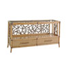 This item: Twin Palms Brown Sonesta Serving Console