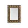 This item: Cypress Point Brown Ardley Sunburst Mirror