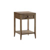 This item: Cypress Point Brown Ellsworth Night Table