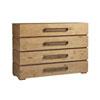 This item: Los Altos Brown Perth Single Dresser