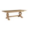 This item: Los Altos Brown Farmington Rectangular Dining Table