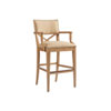 This item: Los Altos Gold Sutherland Upholstered Bar Stool