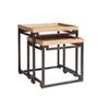 This item: Los Altos Brown Dolca Vita Nesting Tables
