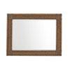 This item: Bali Hai Brown Sunrise Landscape Mirror
