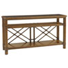 This item: Bali Hai Brown Islander Console