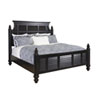 This item: Kingstown Tamarind Malabar King Panel Bed