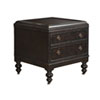 This item: Kingstown Tamarind Nelson End Table