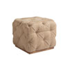 This item: Los Altos Beige Auburn Cubed Ottoman