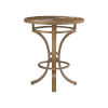 This item: St Tropez Natural Teak Bistro Table