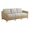 This item: Los Altos Valley View Brown and Gray Sofa