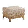 This item: Los Altos Valley View Brown Ottoman