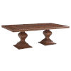 This item: Harbor Isle Brown Rectangular Dining Table