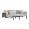 This item: Del Mar Gray Sofa