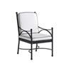 This item: Pavlova Graphite and White Dining Chair