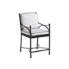 This item: Pavlova Graphite and White Counter Stool