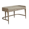 This item: Studio Designs Gray Hamilton Writing Desk