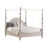 This item: Malibu Warm Taupe Heathercliff Poster California King Bed