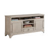 This item: Malibu Warm Taupe 72-Inch Rocky Oaks Media Console