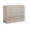 This item: Malibu Warm Taupe 54-Inch Adamson Hall Chest